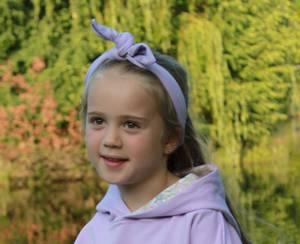 Bilde av Vilje & Ve Lissy Headband SS21, Solid Lilac
